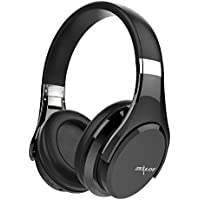 Bluetooth Over Ear Headphones Advanced Touch Gesture Control ZEALOT B21 Wireless Circumaural Earmuff Headsets with Microphone and Foldable Design(Black)