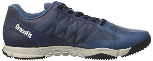 Reebok Blu brave Collo skull Speed white Basso A Crossfit Uomo pewter Grey Blue Tr black Sneaker 8wqz8fr