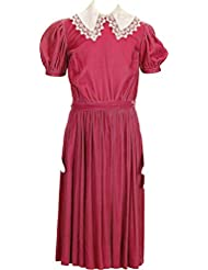 """MILLIE PERKINS """"Anne Frank"""" Dress from THE DIARY OF ANNE FRANK"""