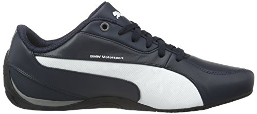 Blue Baja Unisex Puma Blau Bmw Ms Adulto 5 puma White Cat team Zapatilla 02 Azul Drift Bq074Ywxf0