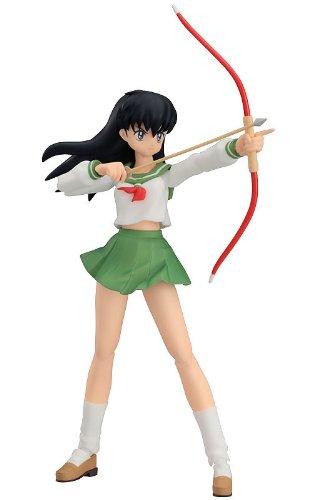 Max Factory Inuyasha: Kagome Higurashi Figma Action Figure from Max Factory