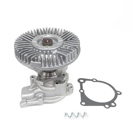 Nos Motor funciona Bomba de agua y conjunto de embrague Sustitución de ventilador (mck1088)