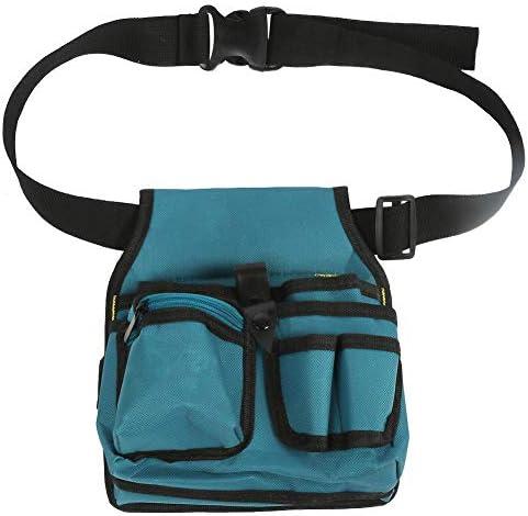 電気技師用具ポーチ、ベルト付き電気用品保管袋、電気技師メカニック用の便利なホルダー