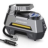 joyroom Portable Air Compressor Tire Inflator CZK-3631, Car Tire Pump with Digital Pressure Gauge...