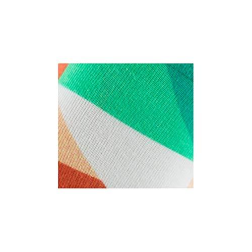 Imprimées En Beige Chaussettes Coton Motif Achile Géométrique gS8xw5Ppqp