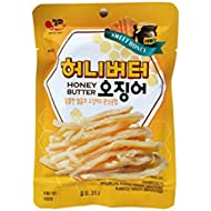 [Jung Hwa] Grilled Honey Butter Squid - 30g x 3 Pack