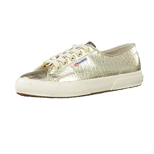 Superga Orange 2750 Gold Superga Metcrocw 2750 ax1qR5wxF