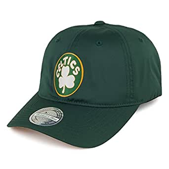 Mitchell & Ness Gorra Boston Celtics Light & Dry Verde - Ajustable ...