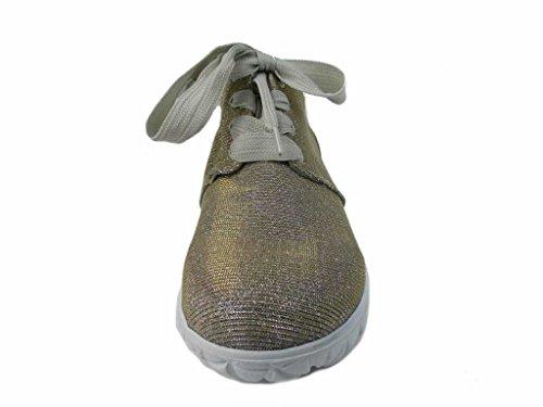 094 Pour 389006 Ville Champagne Waldläufer À Chaussures 207 Lacets Femme De w8EnCqd