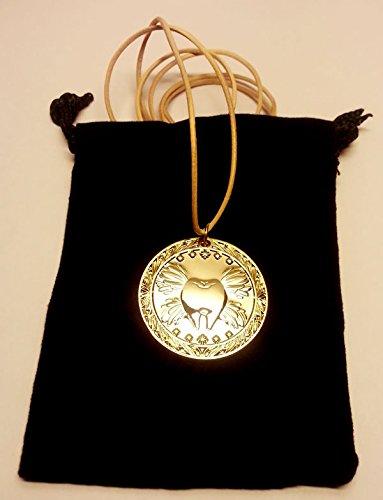 Bronce dorado Zahnfee.me Medalla Sue/ño del Ratoncito P/érez