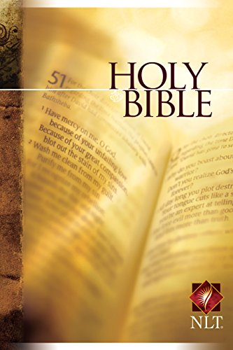 Holy Bible Text Edition NLT (Softcover)