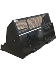 Paumco Extended Bucket Backstop - 74in.L, Adds 27 Cu. Ft. Capacity, Model# 1107-74