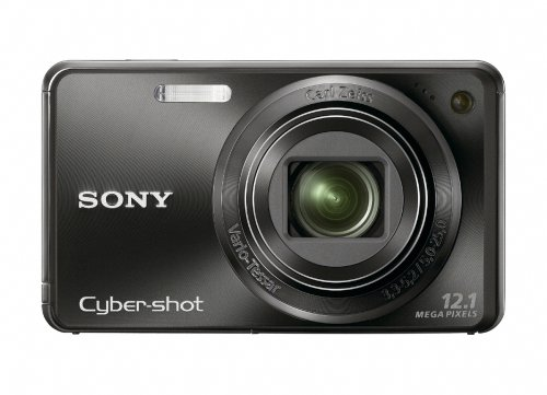 Sony Cyber-shot DSC-W290 12.1 MP Digital Camera with 5x O...