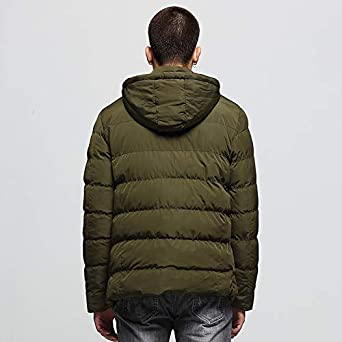 Pandaie-Mens Product Extra Long Trench Coat Men.Fashion Mens Autumn Winter Casual Pocket Zipper Hoodie Thermal Top Coat