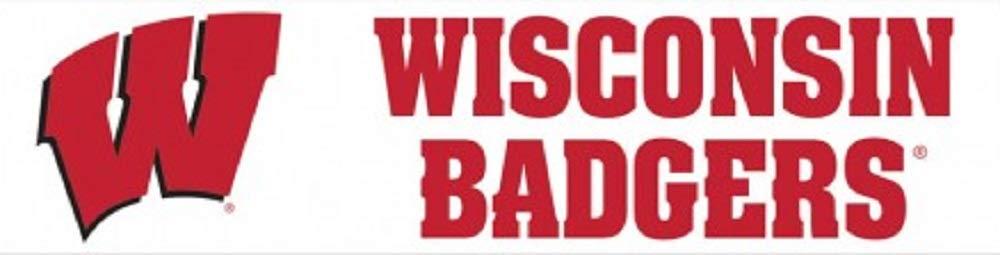 Wisconsin Badgers Bumper Sticker