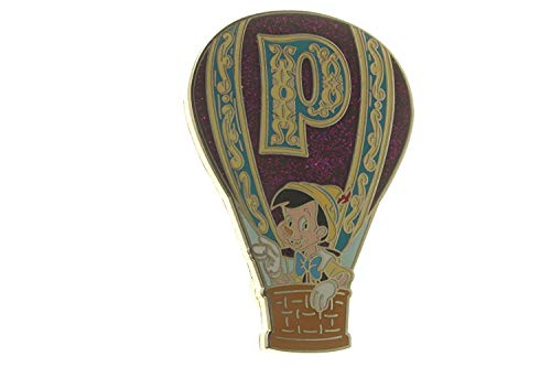 Disney's Hot Air Balloons - Adventure Is Out There! - Pinocchio Pin]()