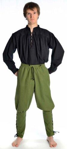 Uomo xxxl Beige Nero Cotone Con Viking Pantaloni Verde In Stringatura S Da Marrone Rosso Hemad EWgqAU