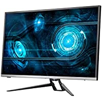 Monoprice QHD Gaming Monitor - 32 Inch AMD FreeSync, HDR, 60HZ, Vessa Compatible, DisplayPort, HDMI, DVI-D