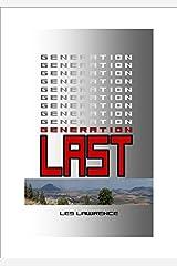 Generation Last Paperback