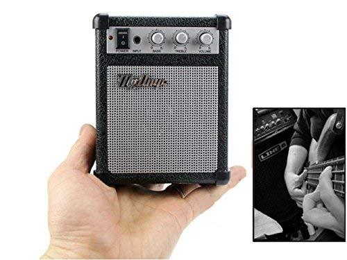 Portable MyAmp Powerful MP3 Mobile Phone Speaker,Refinement Myamp Versatile Guitar Amplifier with bass and Treble Controls (Best Versatile Guitar Amp)