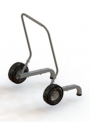 General Pump 2100465 A-frame Hose Reel CART ONLY, for 150', 300' and 450' A Frame Reels, Complete with 10