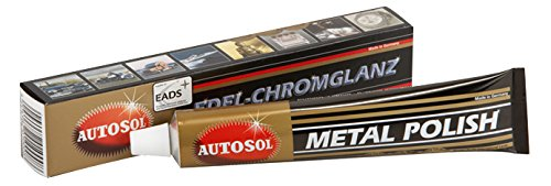 75 mL Autosol Metal Polish for Chrome Copper Brass and more