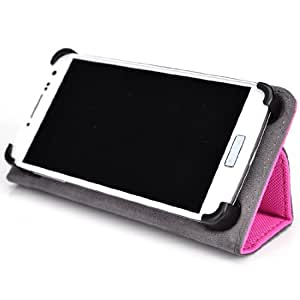 Universal Smartphone case with Stand / Mobile Phone Holder fits Samsung Galaxy S II 4G I9100M