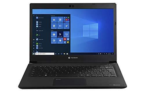 Toshiba Dynabook Toshiba Tecra A30-G-117 13.3″ FHD Laptop (Core™ i7-10510U, PCIEG3x2 NVME 256GB M.2 SSD 8 GB DDR4 SDRAM (2666MHz), Operating System : Windows 10 Pro)