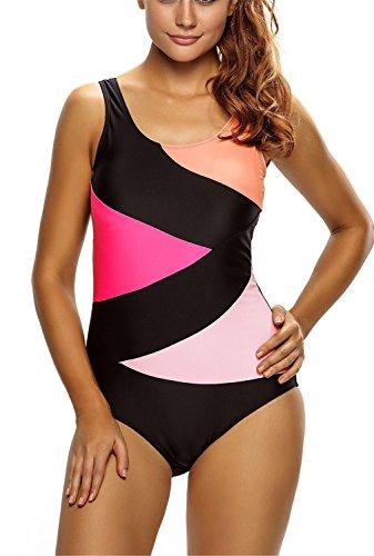 Dokotoo Womens Swimsuit Monokini Swimwear