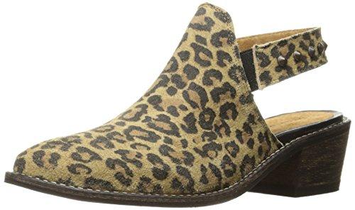 Adamo Donne Mulo Molto Leopardo Volatili Delle Tan 8FnAxq81