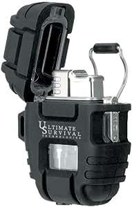 UST Delta Stormproof Lighter, Black