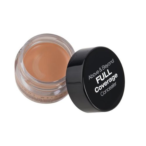 NYX Professional Makeup Concealer Jar, Orange, 0.25 Oz.