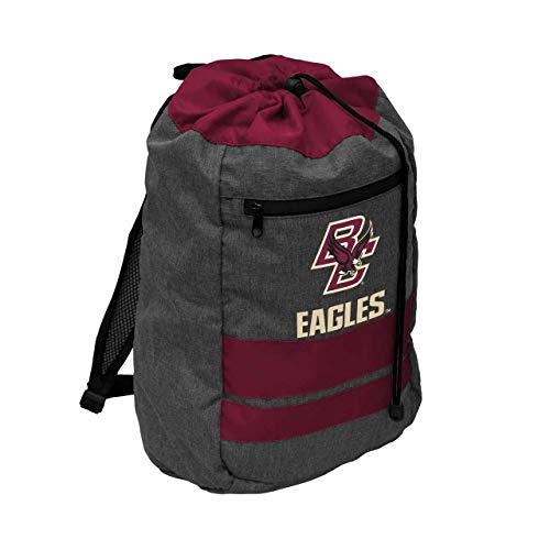 Logo Boston College Eagles NCAA Journey Backsack - Team Color, ()