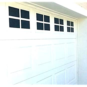 Magnetic Panels For Car Garage Door Decoration Fake Faux