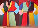"Double Robe with Zipper by Jim Dine 27""x39"" Art Print Poster"