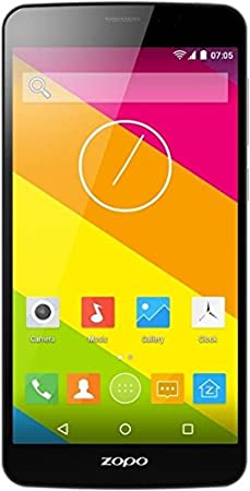 "Zopo Color S 5.5 - 3000mAH Big Battery - (White, 5.5"" HD IPS with 365 Days Replacement Warranty) Smartphones at amazon"