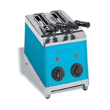 Sandwichera tostadora tostafette azul 1300 vatios RS2037: Amazon.es: Industria, empresas y ciencia