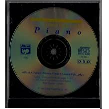 Alfred's Basic Piano Library CD for Lesson Book, Bk 3