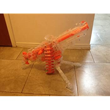 Amazon Com Nerf N Strike Elite Vulcan Havok Fire Ebf25