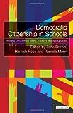 Democratic Citizenship in Schools, , 1780460058