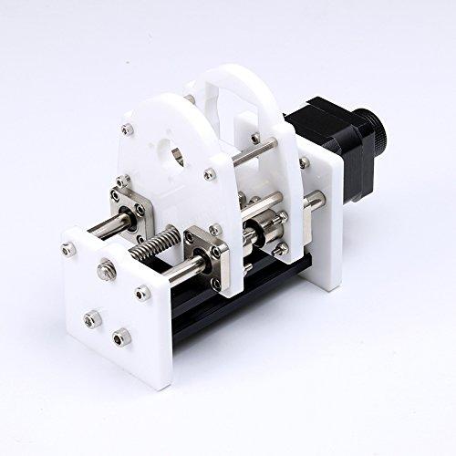HITSAN EleksMaker EleksZAxis Adjustable Z Axis Laser Module Motor Holder DIY Kit for A3 A5 Engraver One Piece