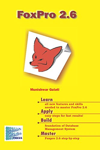 Foxpro 2.6 pdf epub