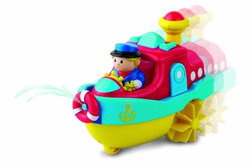 Happy Kid Toy Group 3 In 1 Bathtub Transport Ship