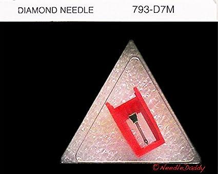 Mejorado – Grabar aguja para tocadiscos Numark pt-01 Numark pt-01 ...