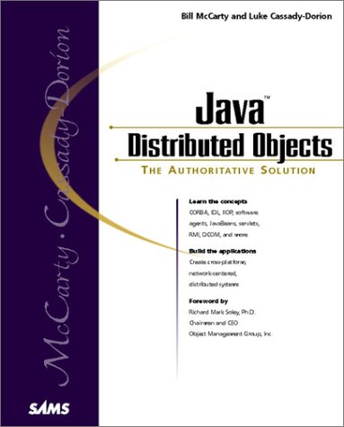 Java Distributed Objects by Brand: Sams Publishing