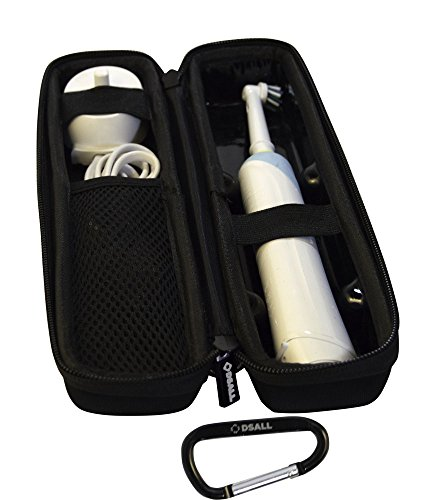 Dsall Hard Case Travel Bag Quot No Foam No Smell Quot For Braun Oral B Pro 1000 Power Ebay