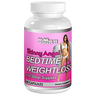 Skinny Angel NIGHT TIME WEIGHT LOSS FAT BURNER SLEEP AID. Night Time Fat Burner With Melatonin Natural Sleep Aid Weight Loss Pills Help End Insomnia While Burning Fat. FREE PERSONAL TRAINER CONSULT