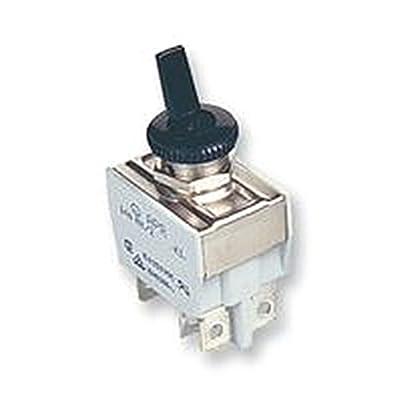 10A à bascule (en plastique) SPDT ON-OFF-ON Interrupteurs à bascule