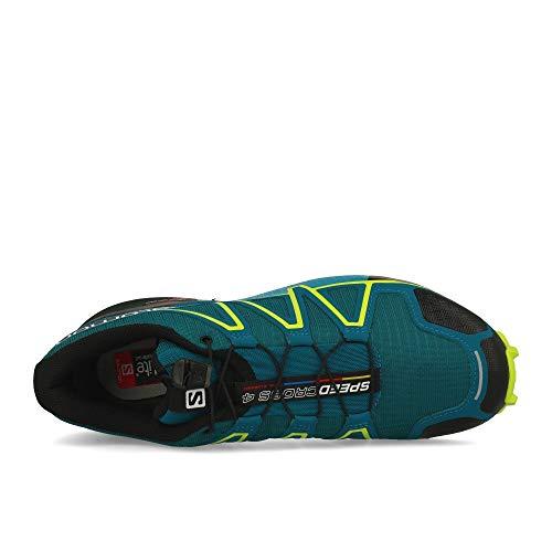 Turquoise Randonnée Salomon Homme Speedcross Chaussures De 4 wqq7P1Y