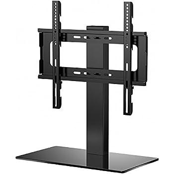 Amazon Com 1homefurnit Universal Swivel Tv Stand For 26